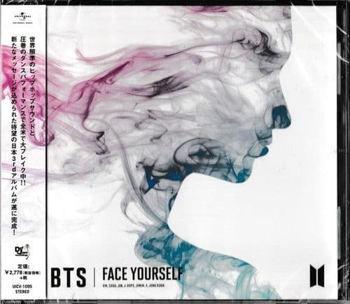 BTS <br>Face Yourself<br>CD